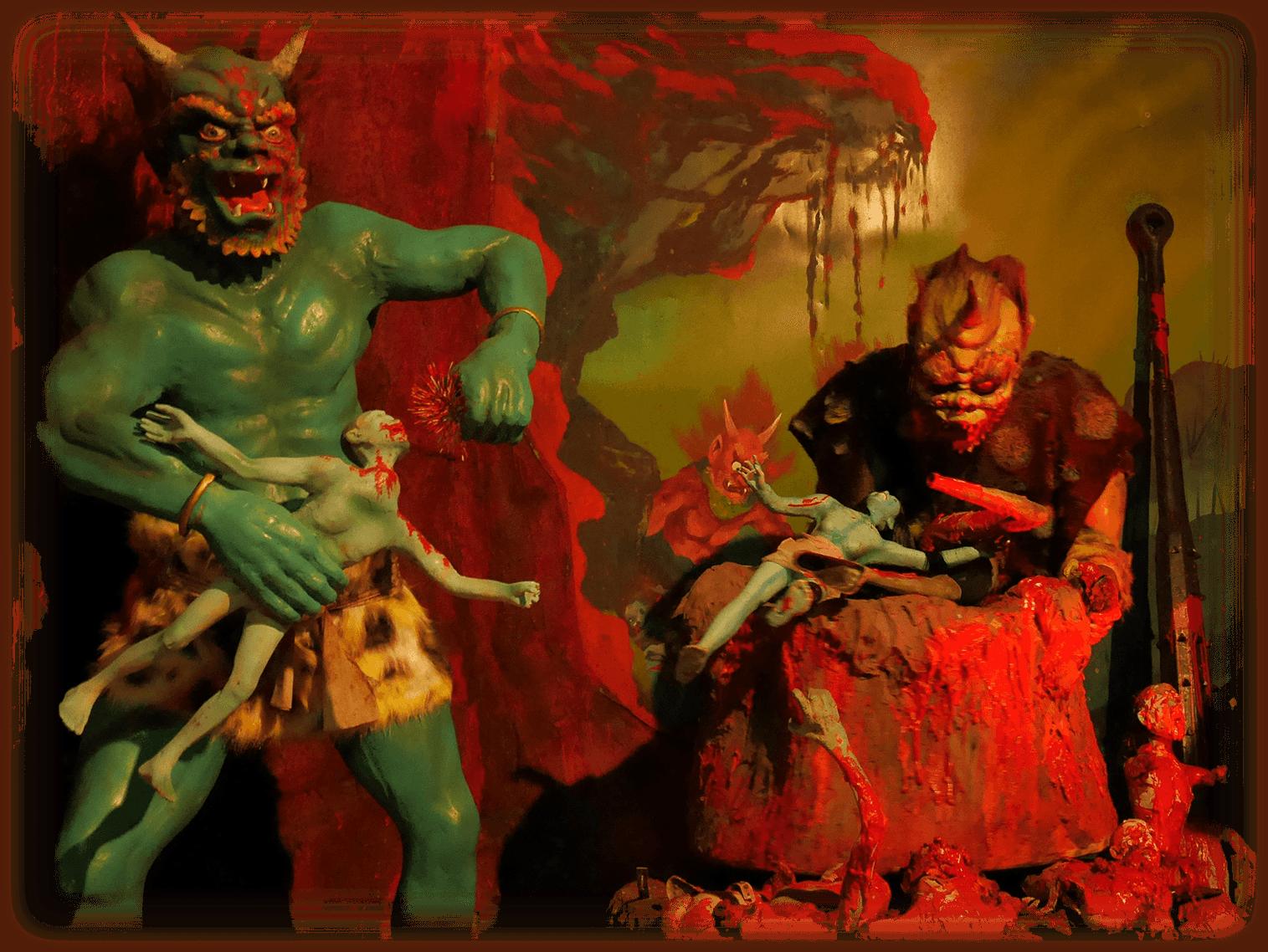 地獄 無期 懲役